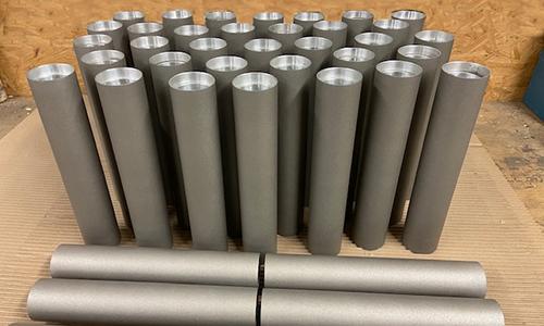 coated rolls